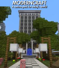 ModernCraft 16x16 Minecraft 1.4.5 Texture Pack