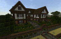 Creative One Medieval Pack 1.6.2 Texture Pack