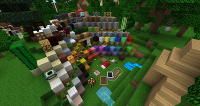 Simpack PvP 32x32 Minecraft 1.6.4 Texture Pack